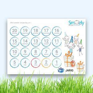 aftelkalender-verjaardag-smoely